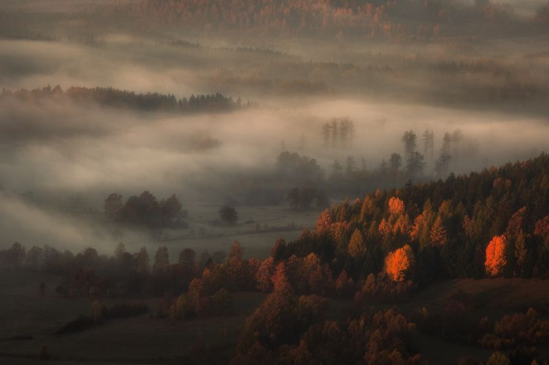 landscape,autumn,mountains,canon I Want to Taste Those Thousands Mornings... фото превью