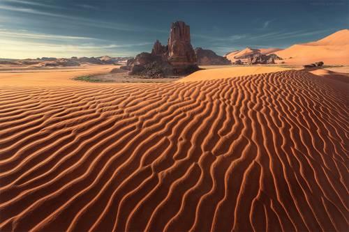 SAHARA DESERT *