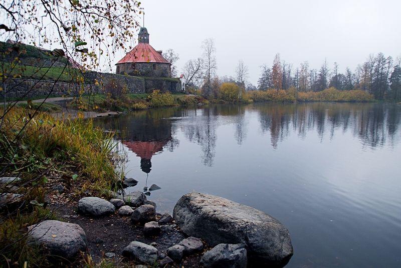 Осень в Кореле