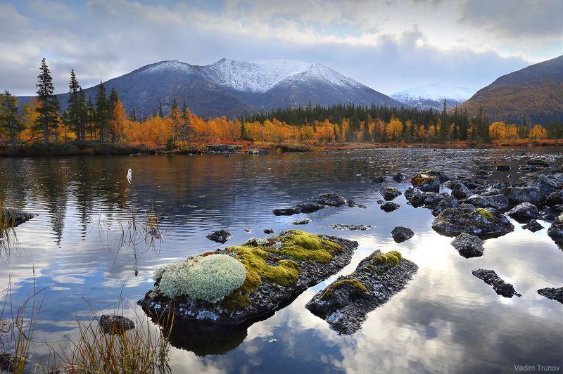 кольский, север, заполярье, хибины Что такое осень - это камни...photo preview
