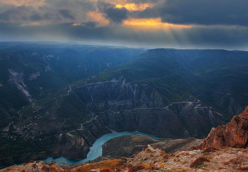 сулак,река,горы,дагестан,каньон,сулакский каньон, Cулакский каньон..photo preview