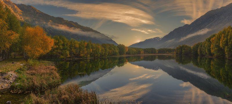 Осень в красках закатаphoto preview