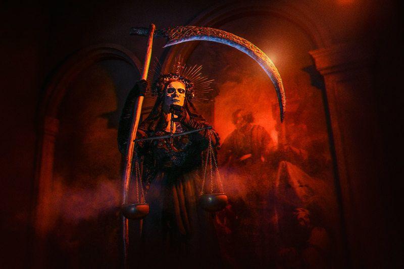 horror, nightmare,muerte, dead El Día de los muertosphoto preview
