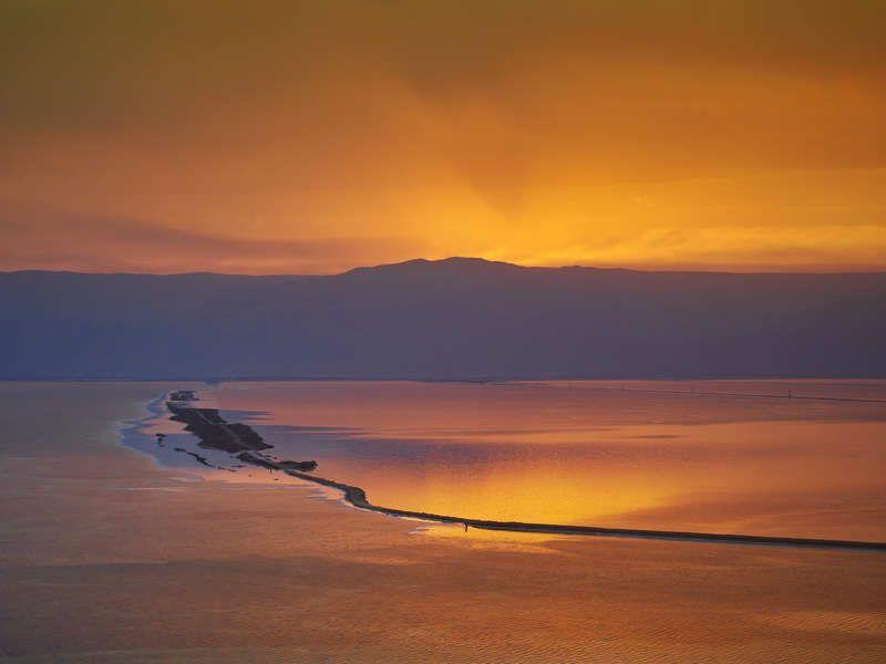 The Dead Sea, Sunrisephoto preview