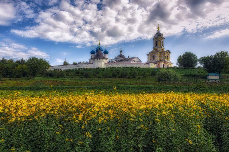 Серпухов, Высоцкий мужской монастырьphoto preview