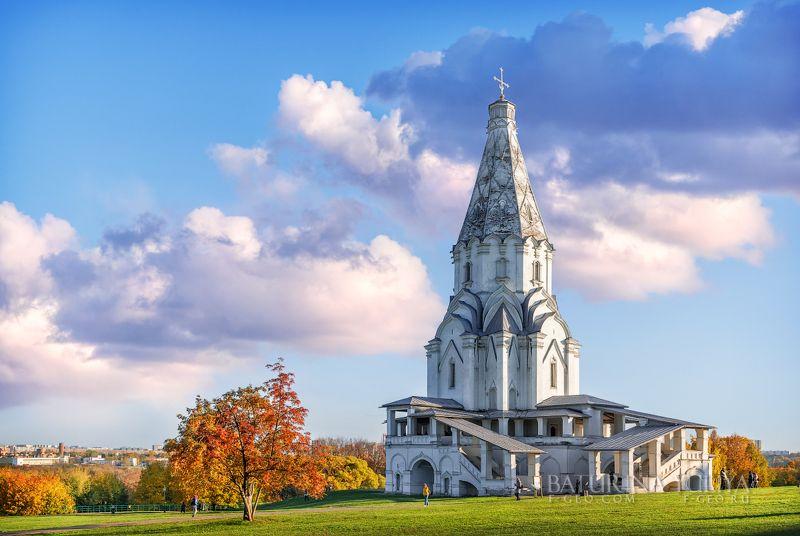 москва, коломенское Вознесенский храмphoto preview