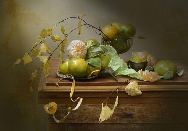 Осенне-мандариновоеphoto preview
