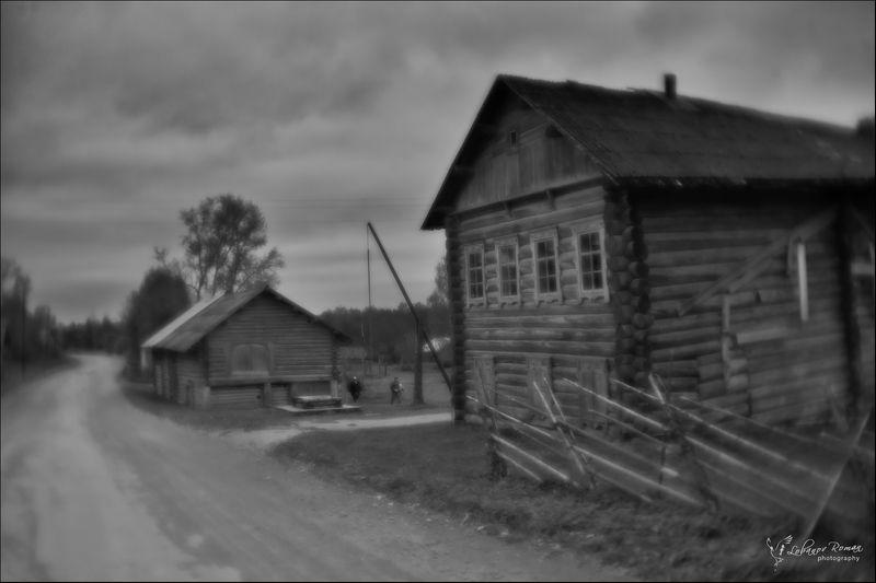 русский север Ошевенский Погостphoto preview