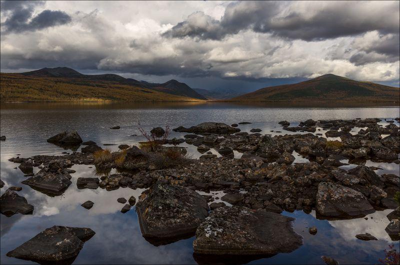 Осень на берегу Джекаphoto preview