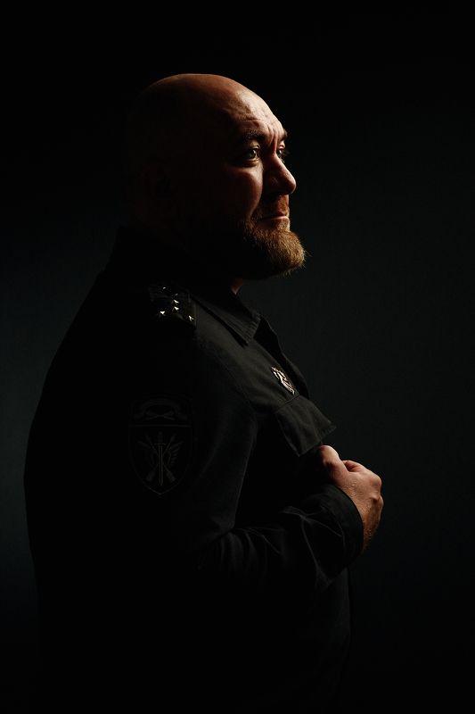 мужчина, спецназ, собр, нуар, пенсия, военный, цветной портрет, 7artisans, 7artisans55mmf14 Алексейphoto preview