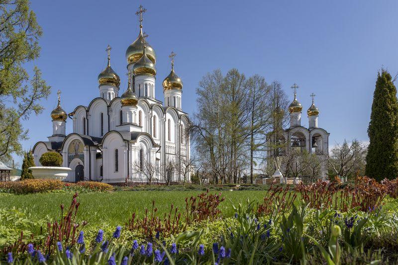 Ярослвская область Никольский монастырь, Переславль-Залесскийphoto preview