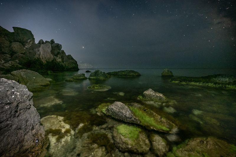 Крым, Алчак-Кая Ночные прогулкиphoto preview