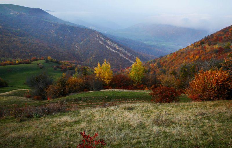 осень,горы,дагестан,пейзаж, Горный пейзаж..photo preview