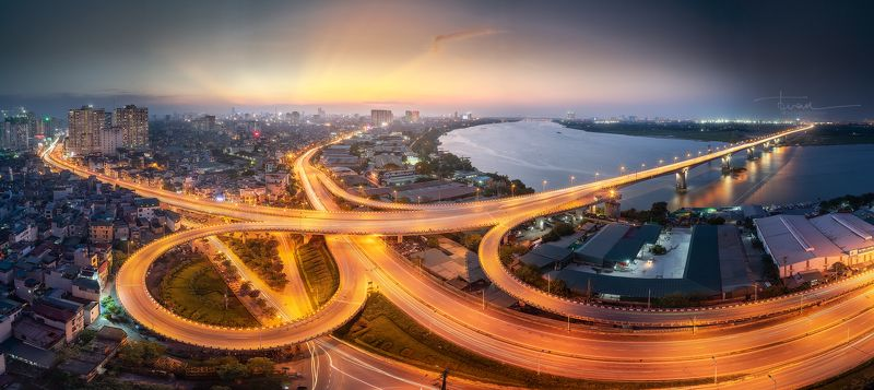 Vinh Tuy intersection 01photo preview