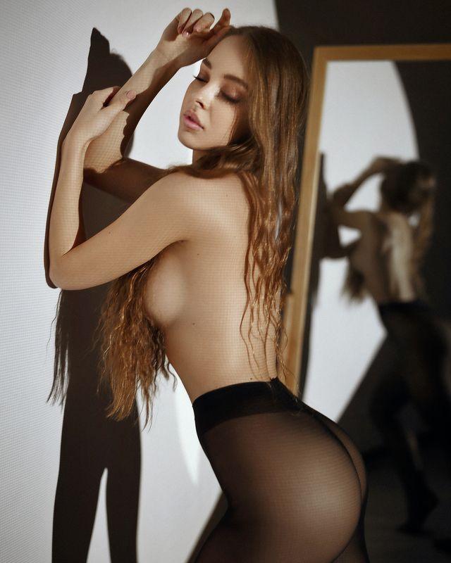портрет, жанр, женский портрет, природа, девушка, секс, тело Alikaphoto preview
