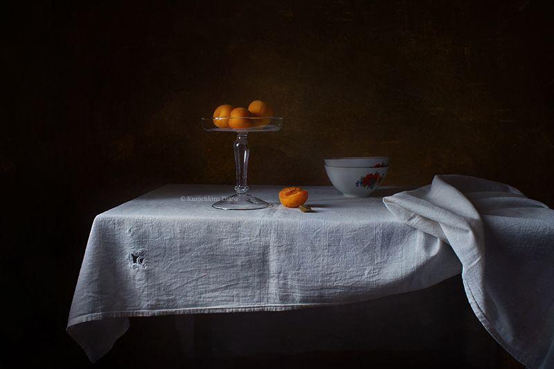 натюрморт, абрикосы Абрикосыphoto preview