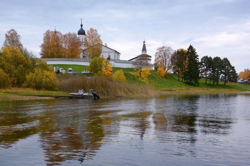Осень в Ферапонтовеphoto preview