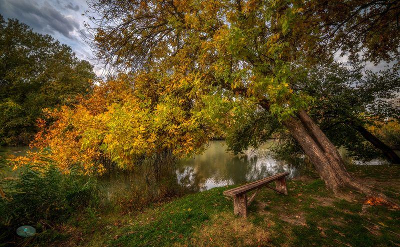 осень Там где отдыхала Осеньphoto preview