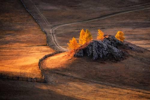 Осенние костры