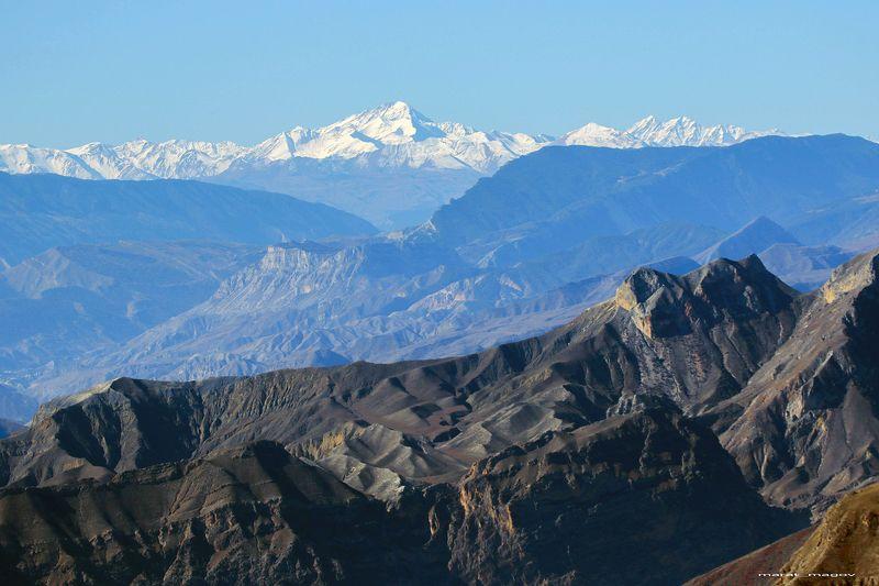 горы,пейзаж,дагестан,осень, Горный пейзаж..photo preview