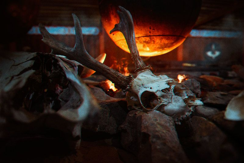 skull Witchcraftphoto preview