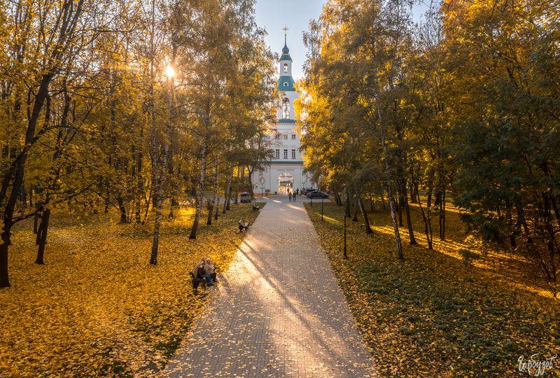 Осенний Богородицкphoto preview