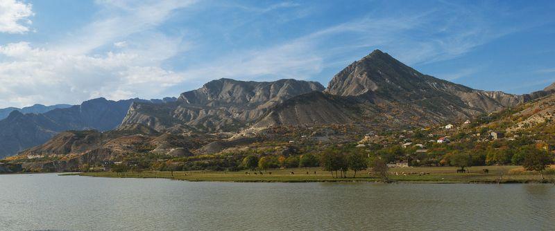 пейзаж, кавказ, дагестан, горы, осень, landscape, mountains, autumn Durotarphoto preview