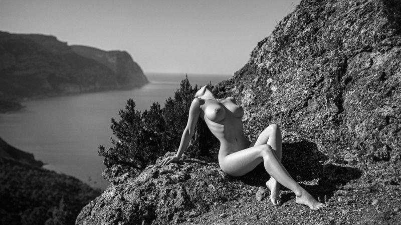 ню, портрет, арт, portrait, art, nude, model, imwarrior Майя 2020photo preview