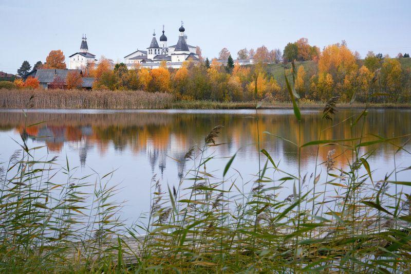 Осень в Ферапонтове (продолжение)photo preview