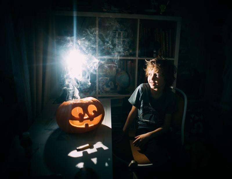 халлоуин, halloween, ребенок, мистика, юмор photo preview