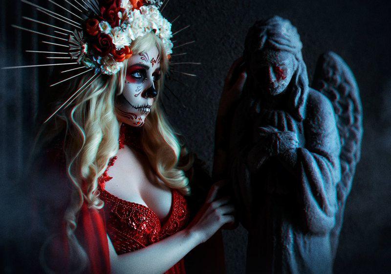 santa, muerte Santa Muertephoto preview