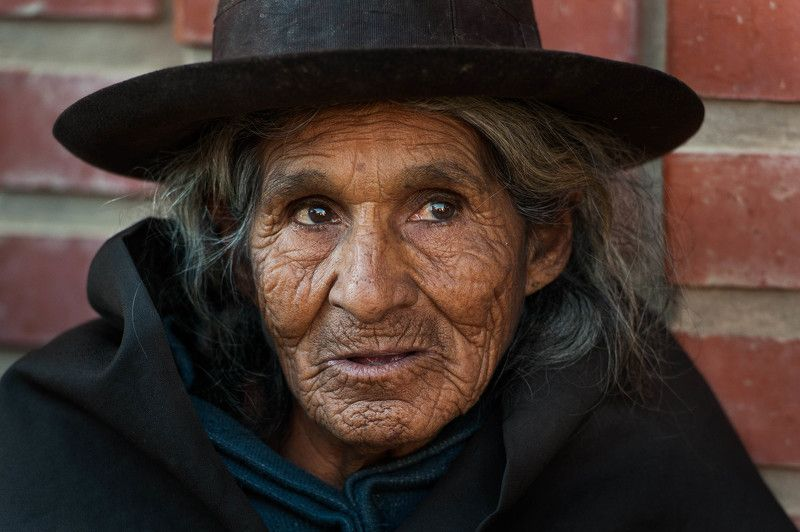 Боливийский портретphoto preview