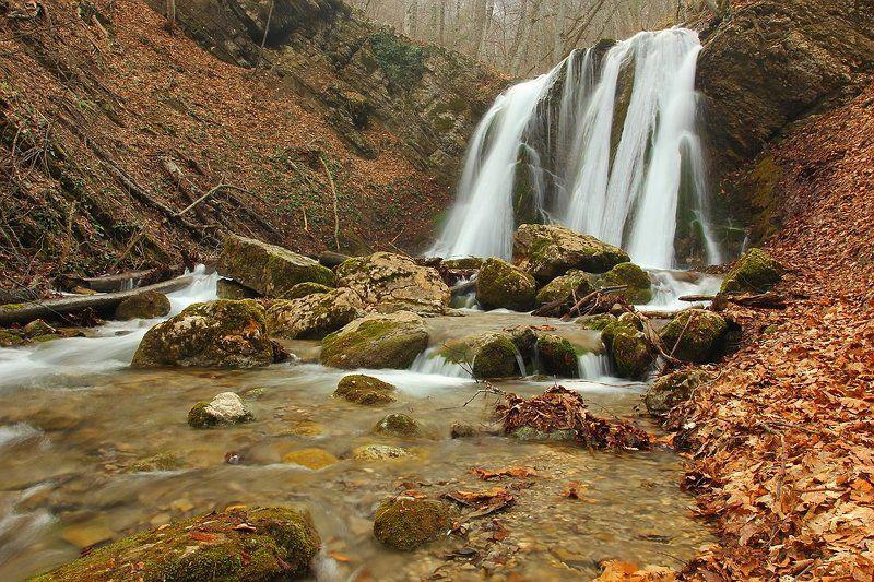Водопад Головкинского и каскадыphoto preview