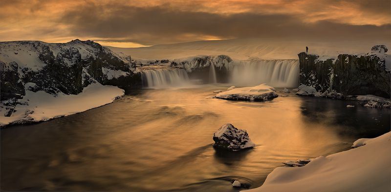 исландия Godafoss IIphoto preview