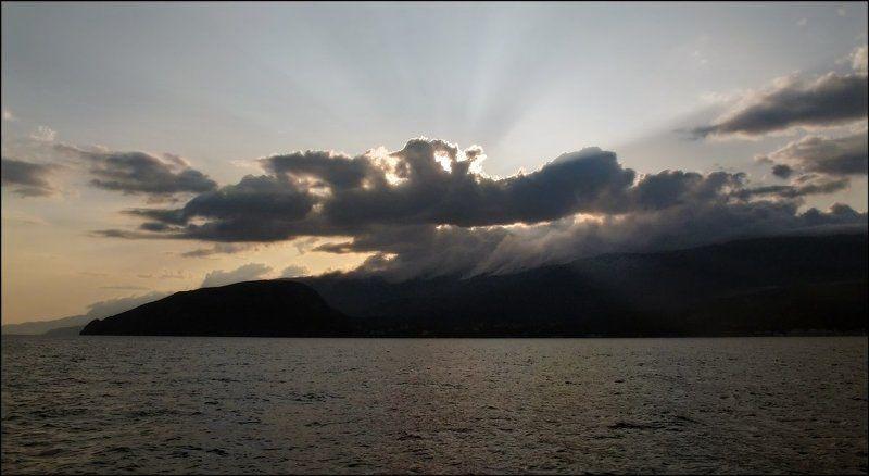 Солнце будет!  Я с тобой, Крым.photo preview