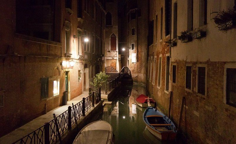 ночная, венеция Ночная Венеция (Вариант)photo preview