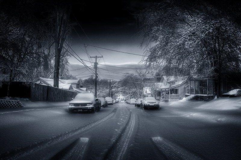 Зима...photo preview