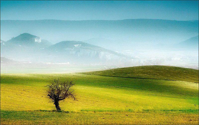 пейзаж, крым Красота и Одиночествоphoto preview
