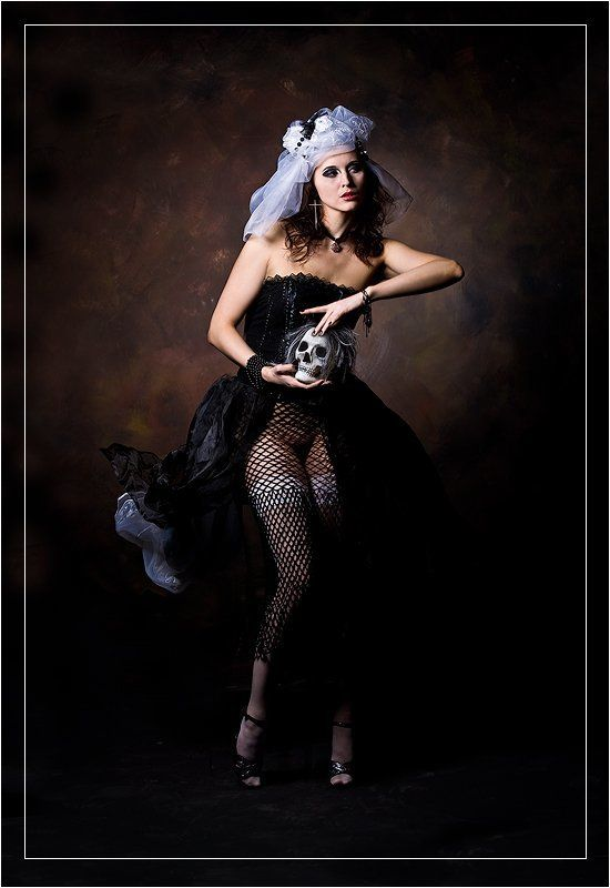 черная, вдова, ксения, солнышко, череп, каролина Черная вдоваphoto preview