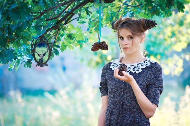 Forest, Helena polansky, Tale Forest talephoto preview