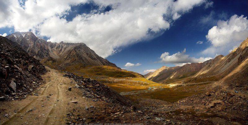 Бесконечность горных дорогphoto preview