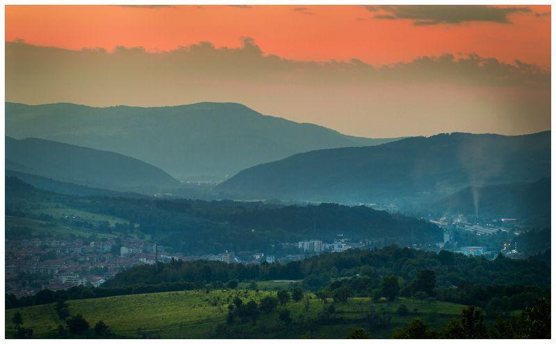 Landscape, Sunset photo preview