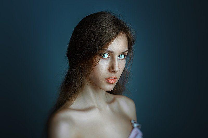 Portrait, Портрет, Портрет девушки Katyaphoto preview