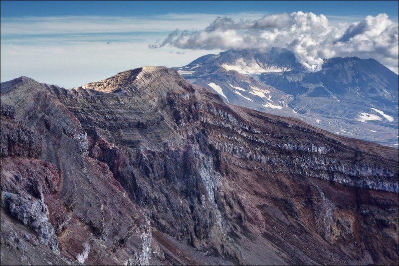 Прогулка по кратеру.photo preview