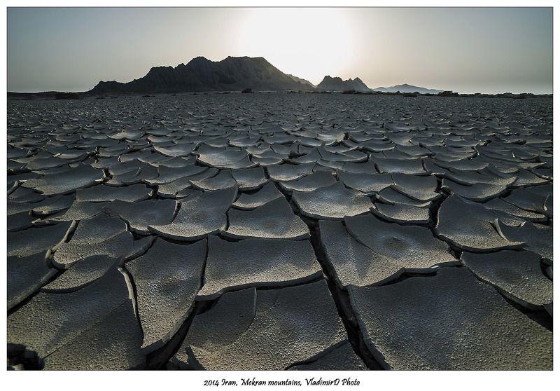 Иран, Пустыня Iranian curvesphoto preview