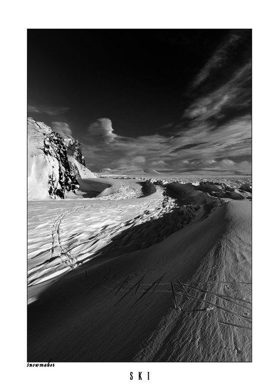 фото, чукотка, снег, photo, chukotka, snowmaker, облака, линии, l i n e s S K Iphoto preview