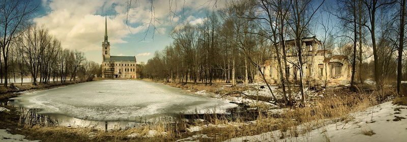 россия, март, 2007 Весенняя Панорамаphoto preview