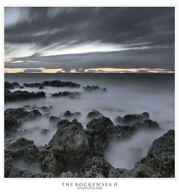 пейзаж The Rocks & Seaphoto preview