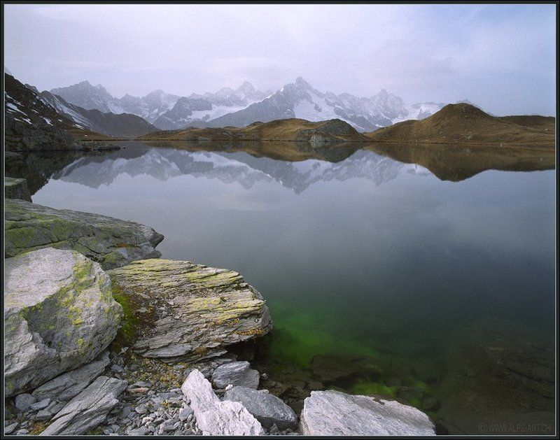 Сонная тишина озераphoto preview