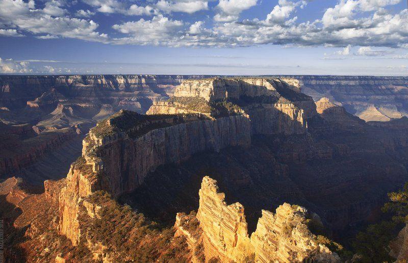 Утро в Гранд каньонеphoto preview